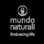 MUNDO NATURALI logo gris