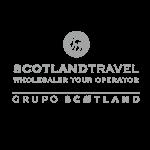 SCOTLAND logo gris