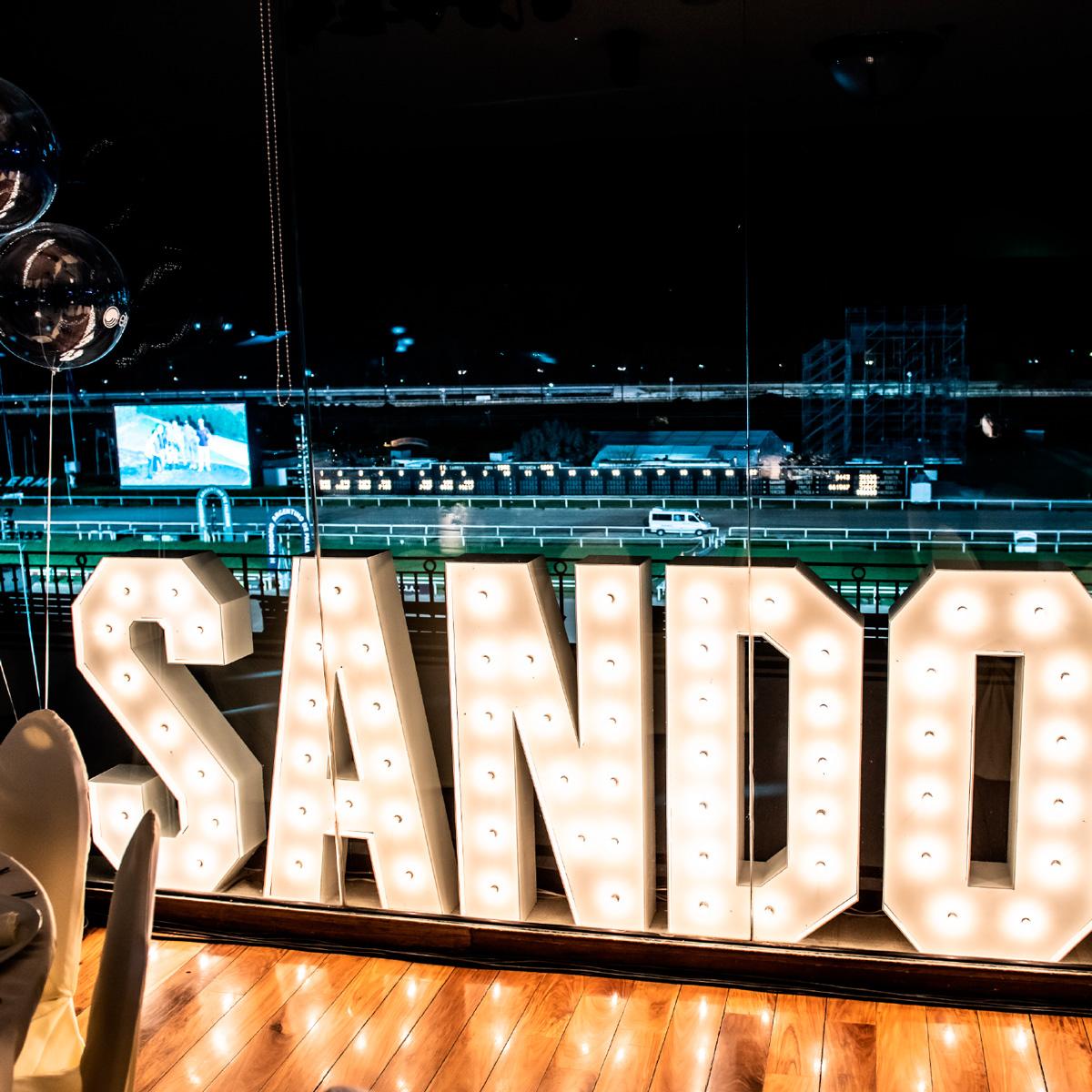 Evento Sandos