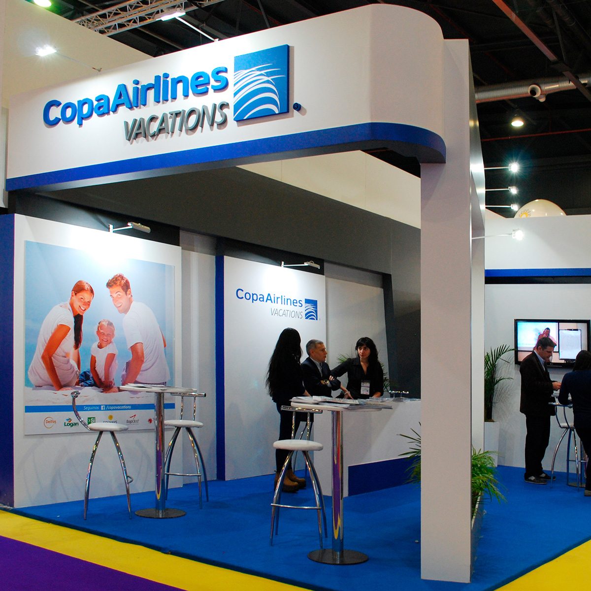 Stand Copa Vacations 2